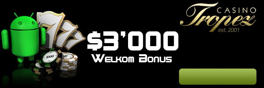 Casino tropez bonus 10