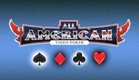 All American Video Poker Speletjie