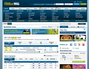 William Hill Sports Web Tuisblad