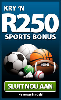 Kry 'n R250 Sports Bonus By Winner Sports